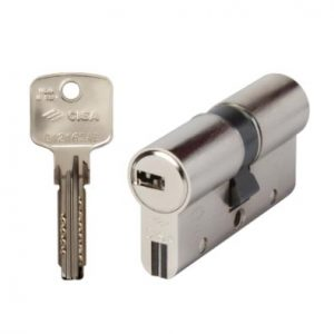 Astral S Cylinder Lock and Key