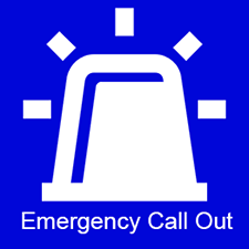 Emergency Call Out from Locksmith and Joiner Icon
