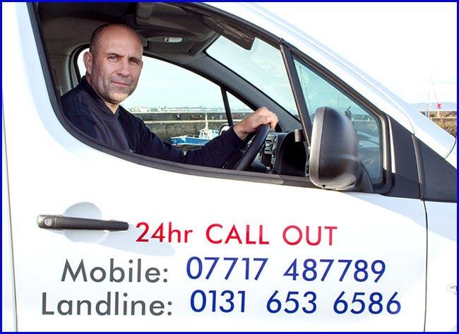 Emergency Joiner in Van