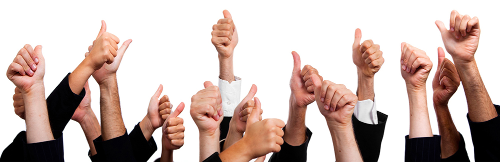 Thumbs up for a Locksmith and Joiner in Edinburgh & Lothians