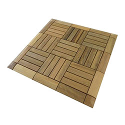 Brazilian Hardwood Decking Tile