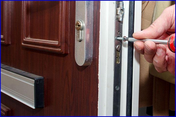 Lock fitted in Edinburgh