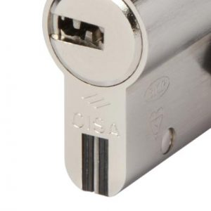 An Astral S Cylinder Lock