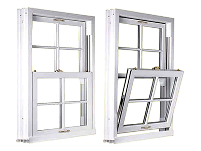 Multiple Pane uPVC Sash Window
