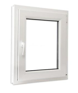 Square uPVC Tilt and Turn Rectangle Window