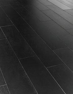 Black Onyx Oak Solid Wood Flooring