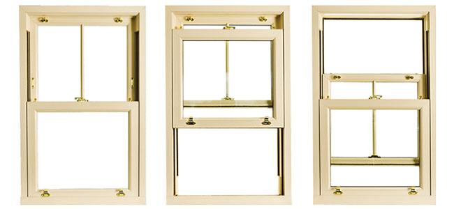 Case and Sash Windows