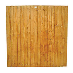 Feather Edge Fencing Panel