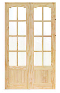 French Doors Multi Panel