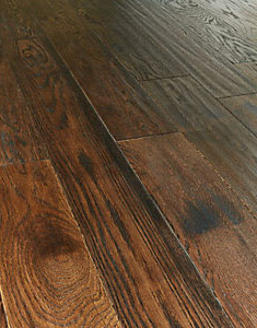 Gunstock Oak Real Wood Top Layer Engineered Wood Flooring