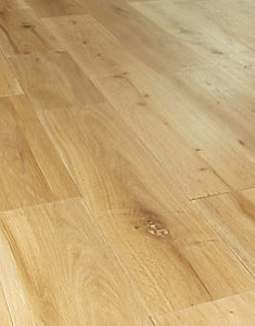 Pale Oak Solid Wood Flooring